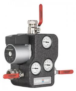 laddomat loading valve