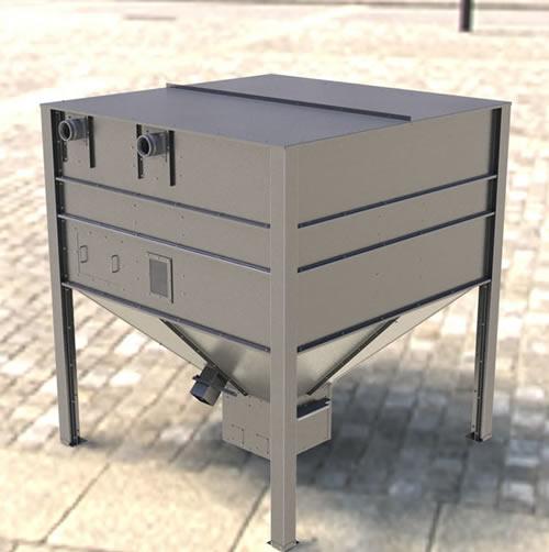 50 500kw Wood Pellet Boilers Commercial Rhi Boilers